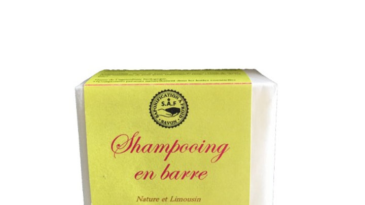 Shampoing en Barre