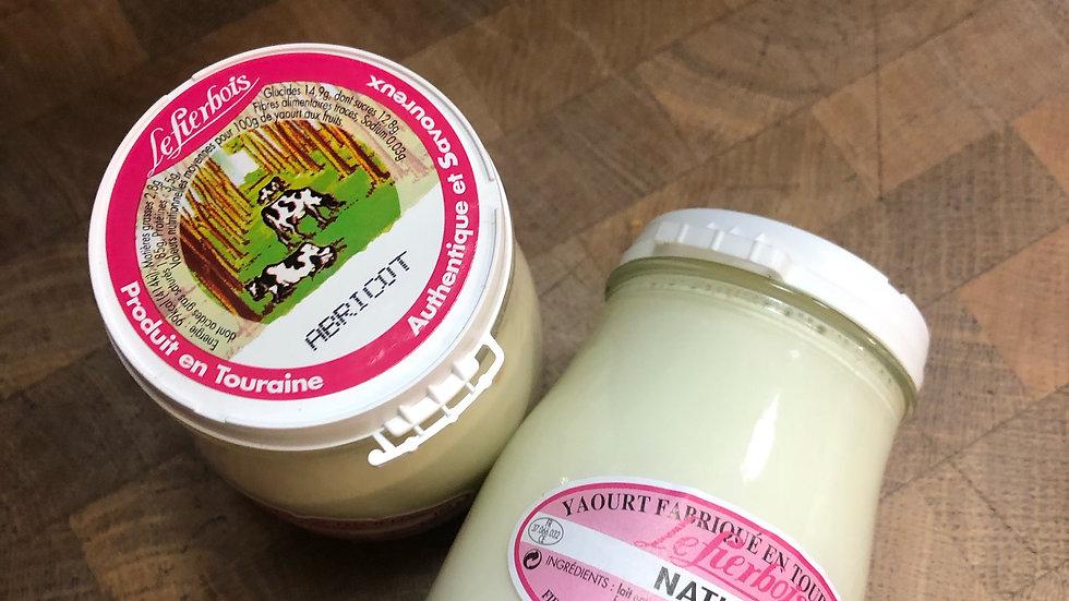 Yaourt artisanal Fierbois