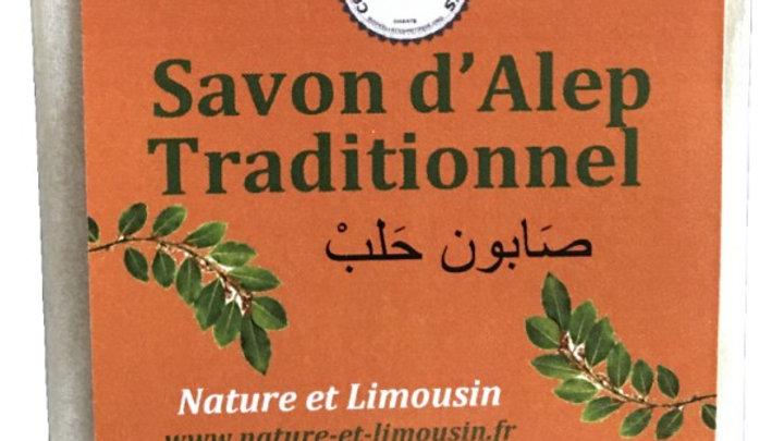 Savon d'Alep traditionnel