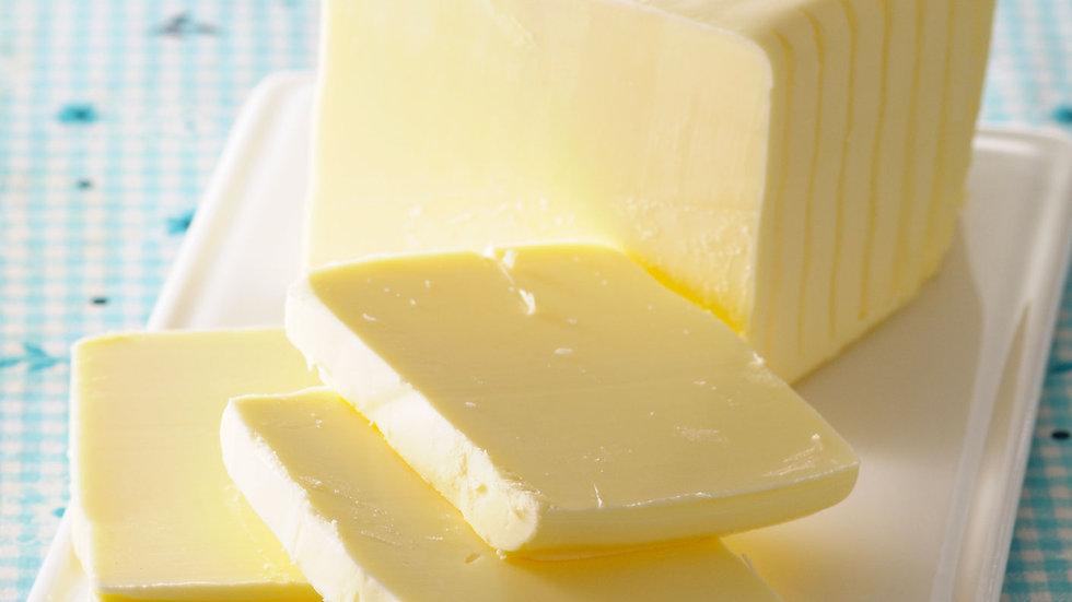 Beurre Isigny ou Echiré doux et demi-sel 250g