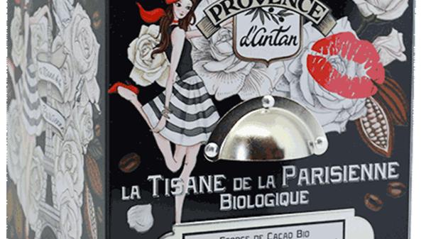 Tisane de la Parisienne boite métal 24 sach