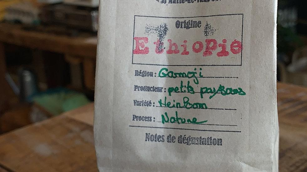 Café grain Éthiopie 250g