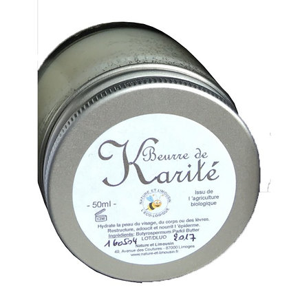 Beurre de Karité 50ml