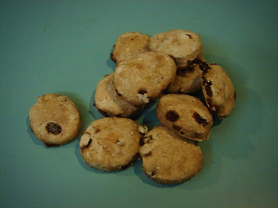 10 Gadgets (petits pains aux raisins et sésame) AB