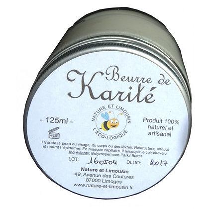 Beurre de Karité 125ml