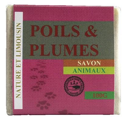 Savon Poils & Plumes pour Animaux