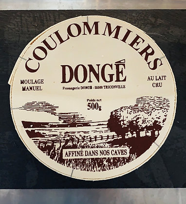 Coulommiers Dongé entier 500g