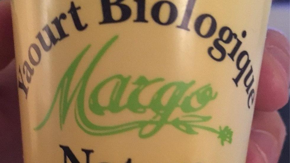 4 Yaourts AB Margo aromatisés