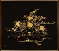 KONDO FUJIKANE GOLDLEAF ART