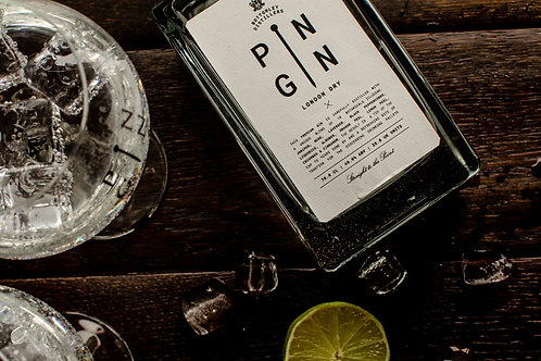 London Dry Pin Gin 35cl
