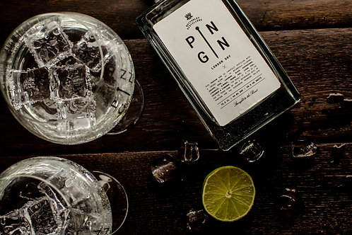 London Dry Pin Gin 70cl