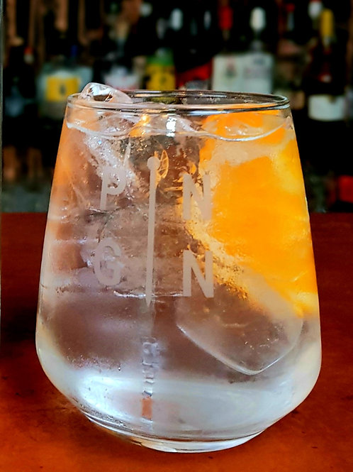 Pin Gin Glasses