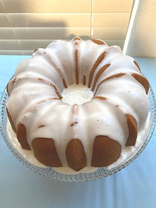 Scratch Made 7 Up Pound Cake