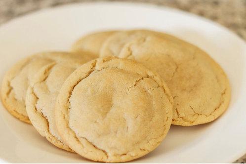 "1 dozen Chocolate ""Chipless"" Cookies"