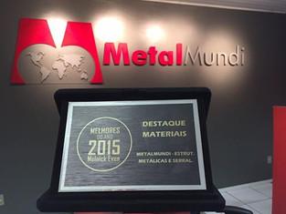 MetalMundi entre as melhores do ano