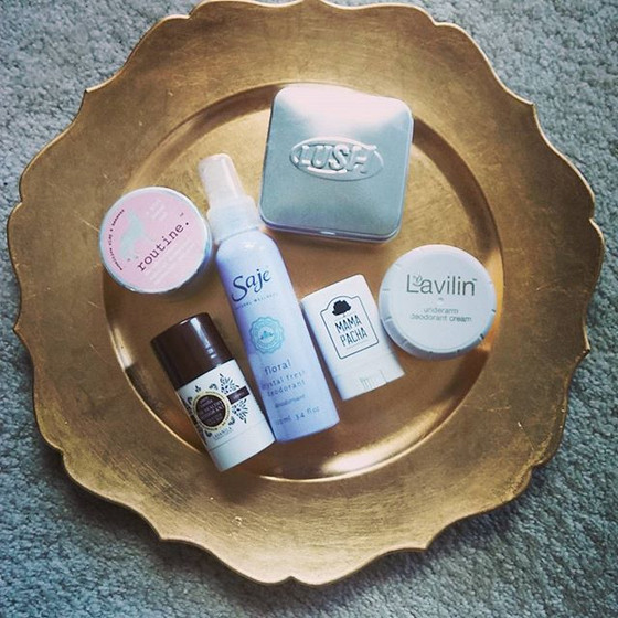 Natural Deodorant: a journey not for the faint heart (trust me)