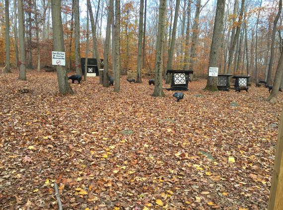 Outdoor Range Field and 3D