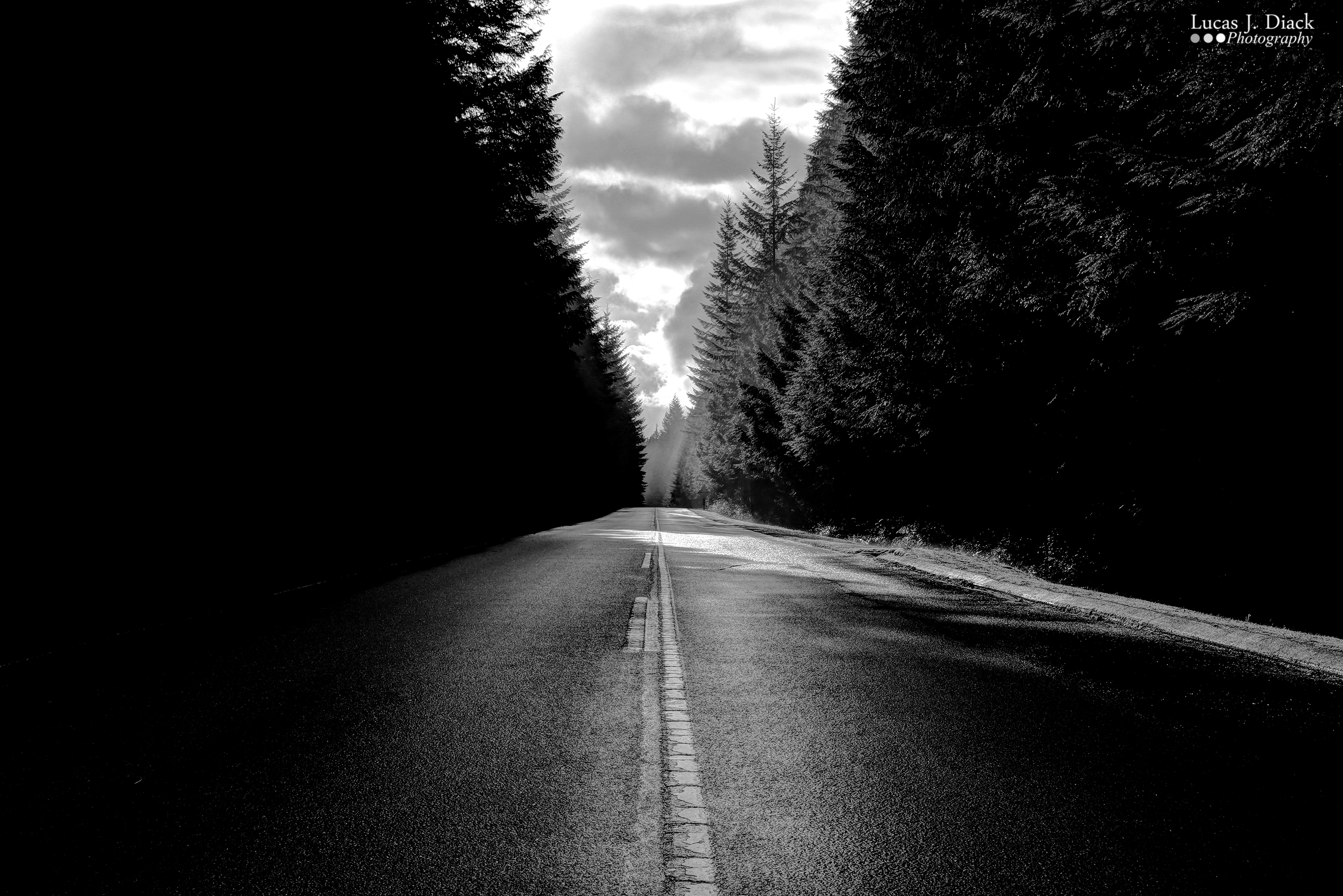 Long Road, Somewhere, B.C.