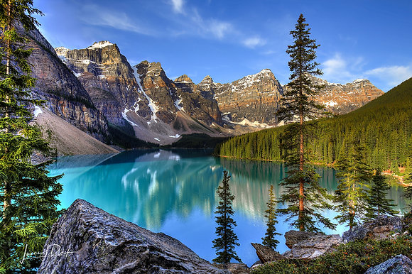 Magnificent Moraine