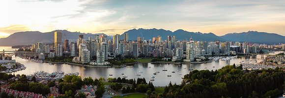 The North View - Vancouver Skyline