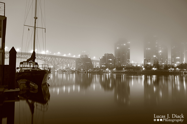 3 A.M Fog