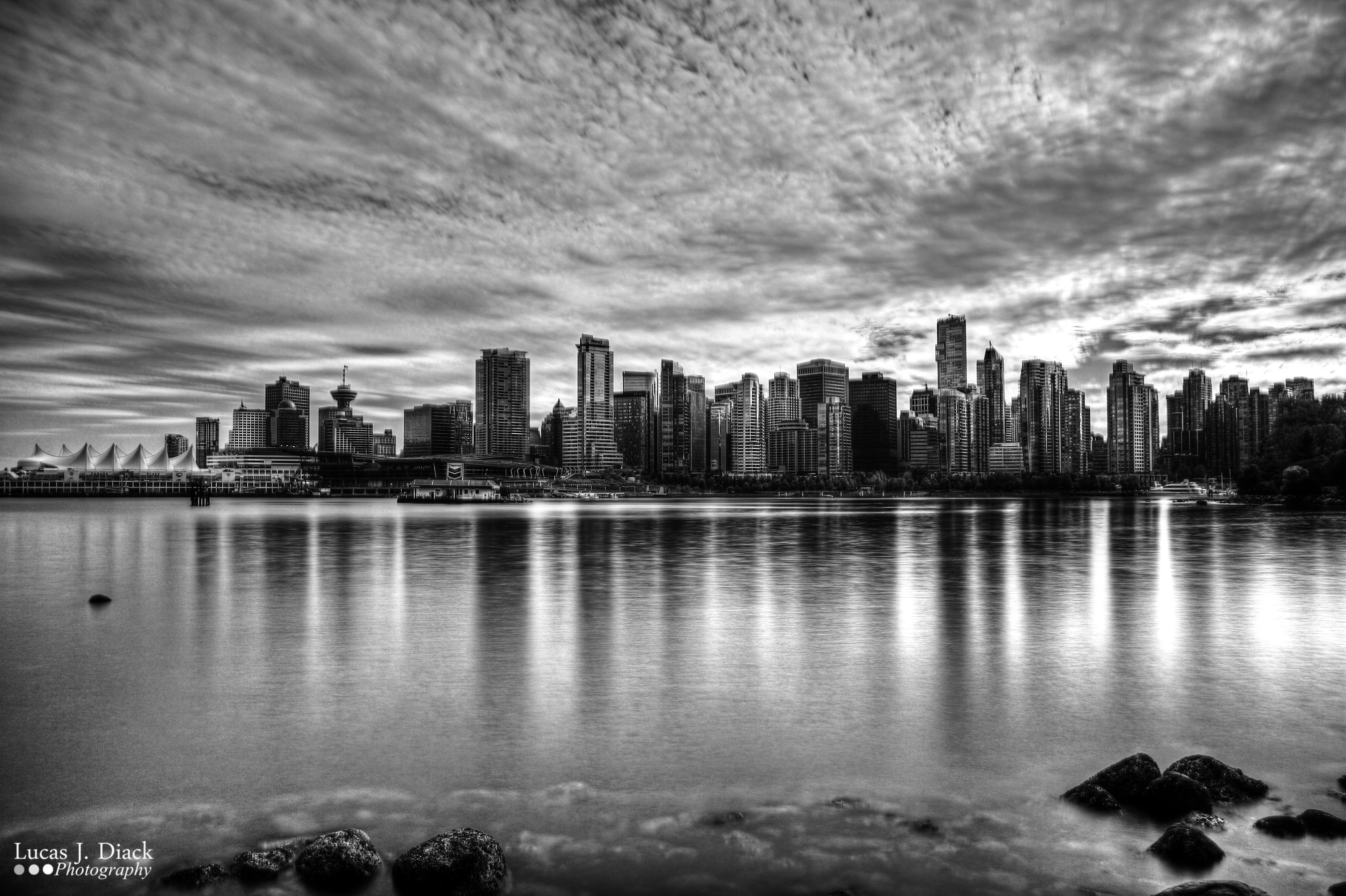 Hardened Vancouver