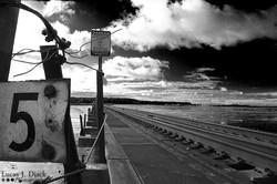 Mud Bay Rail Bridge