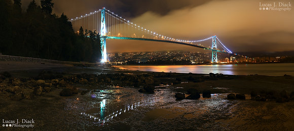 Reflecting on Lions Gate
