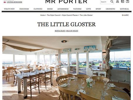 Mr Porter Recommends...