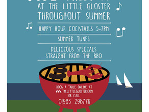 BBQ Fridays at The Little Gloster