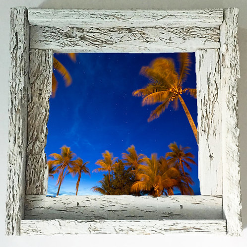 Smathers beach Key west, small frame, Florida keys , Small frame size 6x6