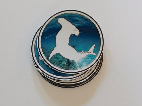Logo - Hammerhead* Pack of 2