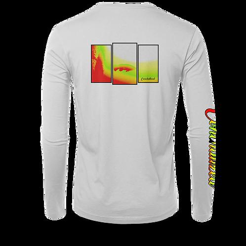 Rasta Design- Long Sleeve- 100% Polyester