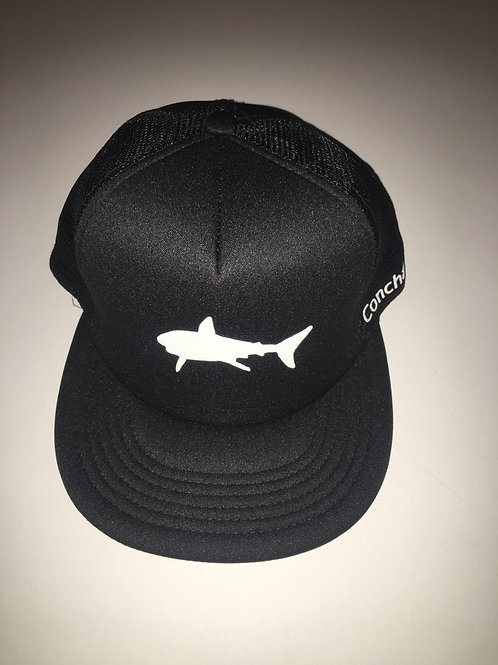 Mako - Black trucker hat
