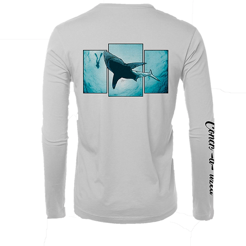 NEW* Men's Performance, Great white, Long sleeve