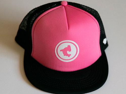 Women's or Kids Pink- Glitter Hammerhead