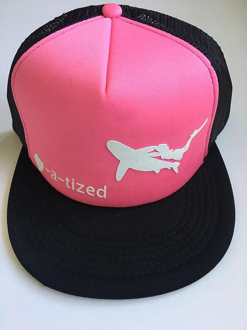 Shark, Freediver- Trucker hat
