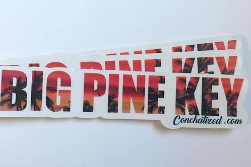 Big pine Key * Pack of 2
