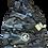 Thumbnail: CAMO - Sweatshirt material bag with front pocket