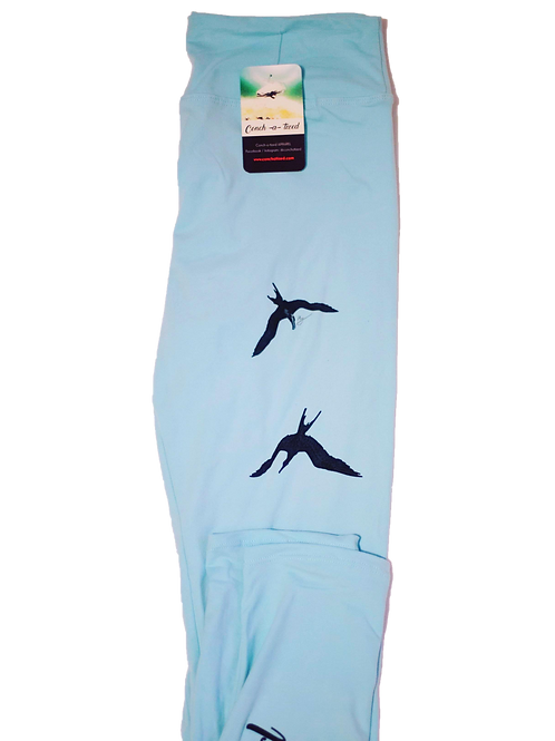 Frigate bird leggings