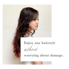 Enjoy any hair style without worrying about damage.