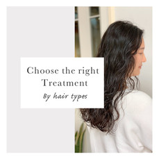 Choose the right treatment