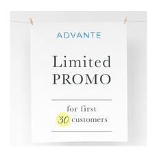 Advante limited promo