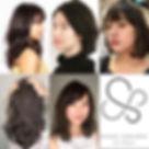 Let's try perm.__shunsakurai_salon ._#シン