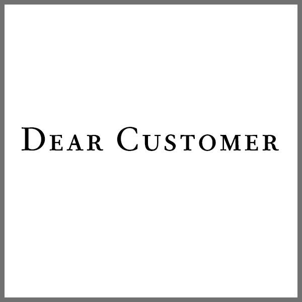 DearCustomer
