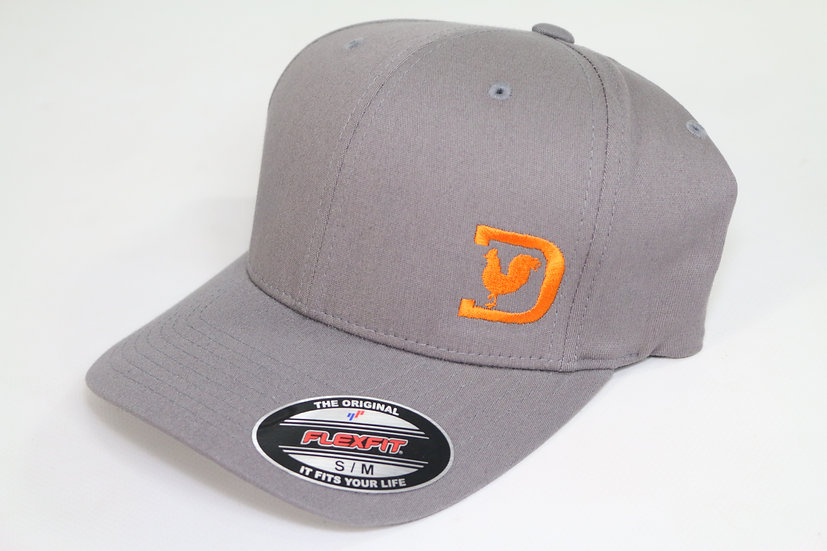 CD Hat Gray
