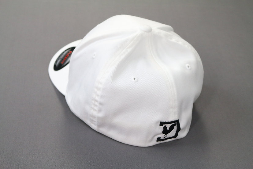 CD Hat White