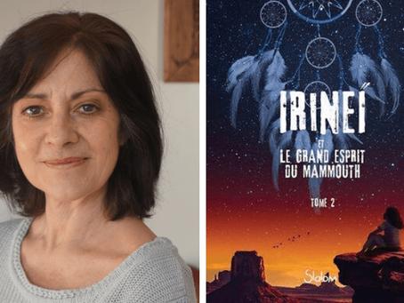 Irineï et le Grand Esprit du Mammouth - Val Reiyel