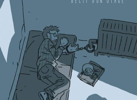 Dica de leitura para a semana:                    autor francófono Guy Delisle