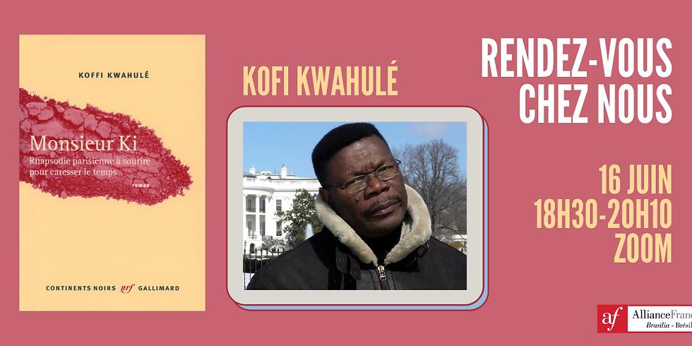 Rencontre en ligne avec Koffi Kwahulé - gratuito!